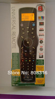 Wholesale Freeshipping Chunghop RM TV SAT DVD CBL CD AC VCR universal remote control learning for nets in equipment