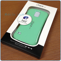 Wholesale S6 S6 edge case iphone6 case iface Case Back Cover Full Protective For Samsung S3 S4 S5 S6 Note3 note4 iphone5 iphone6 plus with package