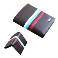 Wholesale S5Q Men Boy PU Leather Bifold Credit Card Holder Ultra thin Clutch Wallet Purse AAADJV
