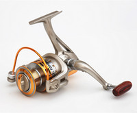 Wholesale Quality Metal Spinning Fishing Reel Carp Fishing Tackle BB TOP5000A Feeder Carretilha Pesca Coil