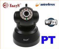 Wholesale EasyN Wireless IP Camera webcam Web CCTV Camera Wifi IR NightVision P T With Retail BOX Drop Shipping