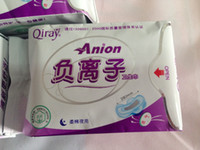 Cheap One lot 3packs mix Winalite Lovemoon Anion Sanitary napkin, Sanitary towels, Sanitary pads Panty liners 3 packs lot WITH GIFT