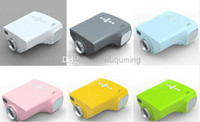 Wholesale Mini projector High brightness complete functions have VGA and HDMI TV USB high definition E03