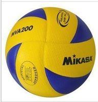 Wholesale MIKASA Volleyball MVA PU Soft Touch Offical Ball Pro Model
