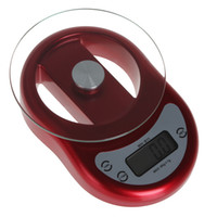 Wholesale Pro Multifunction Large LCD Kitchen Digital Scale with Countdown and Clock Function HOA_432
