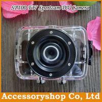 Wholesale Emeson F5B HD Actioncam Digital Video Sportcam Sport Cam Waterproof P Megapixel X Digital Zoom DH DV Camera DVR