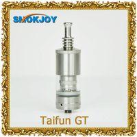 Cheap 2014 smokjoy taifun gt tank atomizer high quality taifun gt atomizer