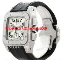 leather material - Lowest Price BRAND luxury Men s X Large Automatic Watch W20090X8 Band Material Leather Mens Watches Top Brand
