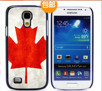 Plastic For Samsung for S4 mini S4 mini DIY sublimation blanks Hard plastic case for Samsung Galaxy S4 mini i9190 DHL Fedex free 500pcs lot