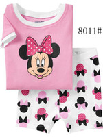 Cheap Unisex children wear Best Summer 2T-3T-4T-5T-6T-7T children pyjamas
