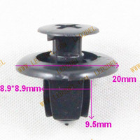 Wholesale 1196 Push Type Retainer For Toyota Automotive Plastic Clips Auto Plastic Fasteners Automotive Clips Car