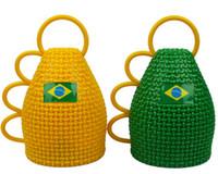 Wholesale New Brazil World Cup fans horn Caxirola new vuvuzela official football games cheering props brazil soccer Loudspeakers Chearing Horns