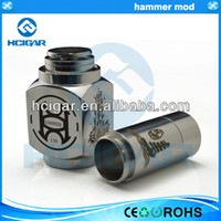 Cheap chi you mod e cigarettes ecigs hammer mod Hcigar clone hammer mod Hcigar hammer Mechanical Mod with 18350 18500 and 18650 battery 510 thread
