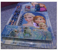 200sets 2014 Children Grils Study Accessories Child Frozen S...