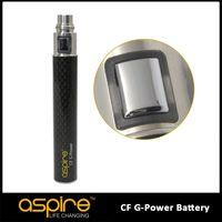 battery new technology - Hot E CIG Eigate New Developed technology Original Aspire popular CF G Power Battery ego Battery DHL