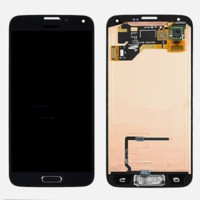 Wholesale For Samsung Galaxy S5 i9600 G900A LCD Screen Touch Digitizer Home Button Flex