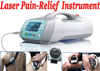 Wholesale 810nm Cold laser pain relief instrument low laser physiotherapy equipment for adjuvant therapy Body Pain Relief LLLT