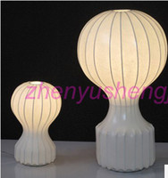 Wholesale Flos design silk lightFlos Gatto table lamp dinning room living room bedroom desk lighting