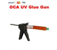 Wholesale OCA optical clear adhesive liquid UV Glue Gun Pushing type glue dispensing assist tool