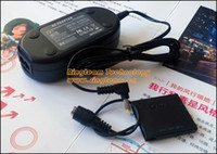 Wholesale ACK DC90 ACKDC90 Digital Camera AC Power Adapter Kit for Canon IXUS125HS HS A2400 A3400 A4000