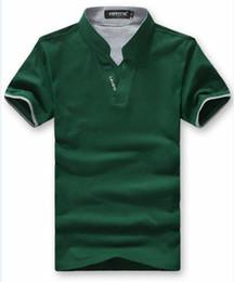 Wholesale Hot Selling Men s Polo Shirts Men s Casual T shirts Cotton Short Sleeve Shirt Men Leisure T Shirts Men Size M XXXL