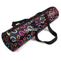 Wholesale Ladies Designer Yoga Bag Yoga Mat Packaging Yoga Mat Tote Bag Exercise Sports Mat For Men Color