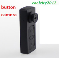 Cheap 2014 sample Button Spy camera Hidden cam Spy button Mini DV Camcorder Recorder Camcorder Button Pinhole Spy Camera