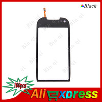 Wholesale For Nokia C7 Black Touch Screen Digitizer Via DHL