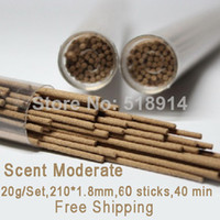 Wholesale Natural Australia Sandalwood Incense Sticks Sandal Incense g Stick Scent Moderate Herbal Incense Home scent Natural Aroma