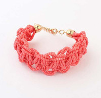 Wholesale AAAA quality New Jewelry Fashion Bohemia style Beads Bracelets