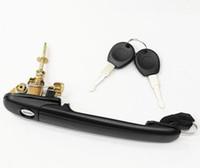 Wholesale Door Handle and Keys For VW Polo N N1 N2 Front LH RH N0837207C