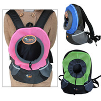 Wholesale Ondoing H31087 Pink Breathable Dog Backpack Cat Carriers Dog Carriers for Cats amp Small Dogs Size S M