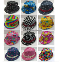 Wholesale Children Caps Kids Hat Fashion Beanie Hat Caps Kids Cap Cowboy Hat Boys Girls Caps Hats Boy Girl Child Hats Sun Hat Kid Cap Childrens Hat