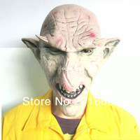 Wholesale Creepy Goblin Mask Head For Cosplay and Costome Horror Mask in Computer Game