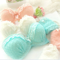 Wholesale Details about Lady Lingerie Underwire Lace Underwear Bra Set Panty Knickers Brassiere US Stock
