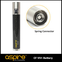 battery new technology - New Arrival Aspire New Technology CF VV Battery open to booking DHL