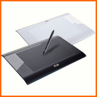 Wholesale Drawing for computer pad trackpad painting digital graphic art with pen painted plates tablet writing tab electronic board new