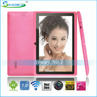 Wholesale OEM GB Q88 inch A23 Dual Core MID with Dual Camera WiFi P ePAD A23 Dual Core Android Tablet PC Better than A13 Q88 Actions
