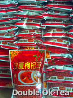 Wholesale New Organic Dried Goji Berries g Pure Bags g Goji Berry Ningxia Goji Herbal Tea Personal Care Food