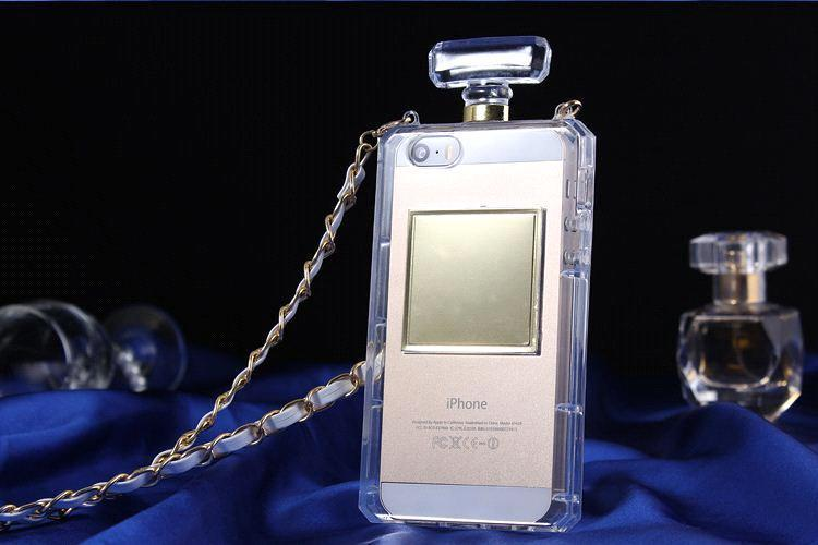 Buy Awesome perfume case bottle i4/4s i5/5s S3 S4 S5 Note2 Note3 chain retail box