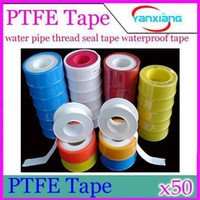 Wholesale CHpost Pipe Tube Plumb Waterproof Thread Seal Screw PTFE Tape Wholesaler House Decoration YX JJ