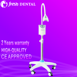 Wholesale Mobile Dental Teeth Whitening Cool light Bleaching LED Lamp Year Warranty CE certification