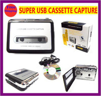 Wholesale New Arrival Super usb cassette capture Suppport Cassette to mp3 and tape to CD