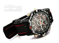 Yes anti post - spy Anti gear cam woman style waterproof watch camera with built in GB GB China post