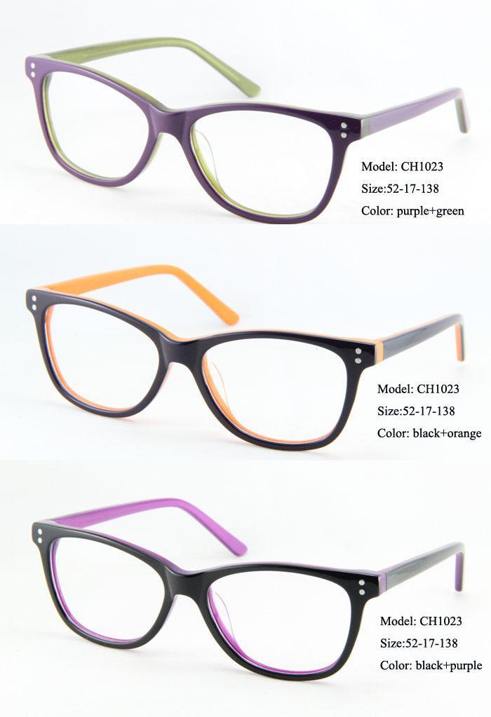 designer glasses frames for women  Eye Wonder Wholesale Women\u0027S Retro Acetate Glasses Frames Vintage ...