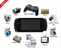 Wholesale GB Hot New inch touch screen game player super thin game player support D and flash games MP4 MP5
