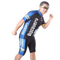Wholesale 2014 Men s Sports Discovery Cycling Bicycle Bike Outdoor Jersey BIB Shorts Breathable Riding Clothes Shorts H10809