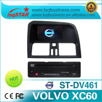 Wholesale For Volvo XC60 car dvd player with DVD CD Mp3 Mp4 USB IPOD Dual Zone GPS Cheap