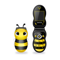 Wholesale Fast Ladies kid s mobile phone cartoon cell phone unlocked new arrival Bee Mobile