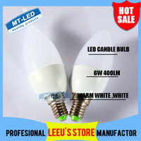 Wholesale Absolute fire sale prices HIGH POWER Led CREE candle lamp E14 W v chandelier led light lamp lighting spotlight